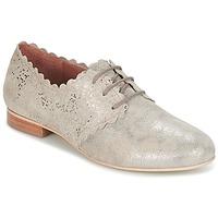 Schuhe Damen Derby-Schuhe Myma CANOPA Silbern