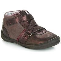 Chaussures Fille Boots GBB RIQUETTE Marron / Bronze