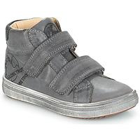 Schuhe Jungen Boots GBB NAZAIRE Grau