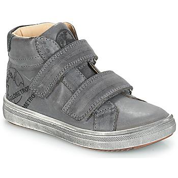 Chaussures Garçon Boots GBB NAZAIRE Gris