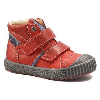 Scarpe Bambino Sneakers alte Catimini RAIFORT VTE ROUGE-MARINE DCH/LINUX
