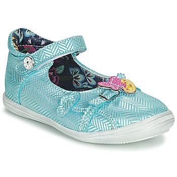 Schuhe Mädchen Ballerinas Catimini SITELLE Blau