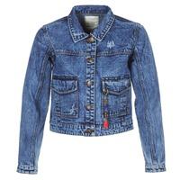 Vêtements Femme Vestes en jean Kaporal BUCHE Bleu