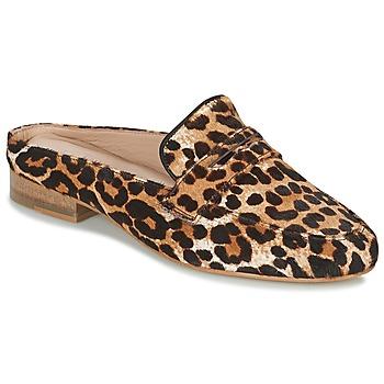 Chaussures Femme Mules Maruti BELIZ Marron / Noir