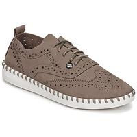 Schuhe Damen Derby-Schuhe Les Petites Bombes DIVA Maulwurf