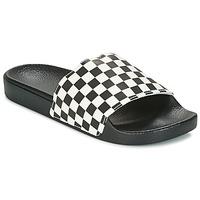 Schuhe Herren Pantoletten Vans MN SLIDE-ON Schwarz