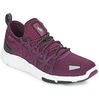 Schuhe Damen Sneaker Low Polo Ralph Lauren TRAIN 200 Violett