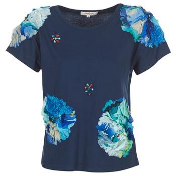 Kleidung Damen T-Shirts Derhy BANGKOK Marineblau