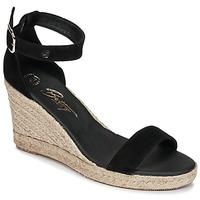 Schuhe Damen Sandalen / Sandaletten Betty London INDALI Schwarz