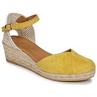Chaussures Femme Sandales et Nu-pieds Betty London INONO Jaune