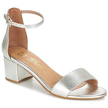 Chaussures Femme Sandales et Nu-pieds Betty London INNAMATA Argenté