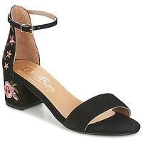 Schuhe Damen Sandalen / Sandaletten Betty London INNUMUTU Schwarz