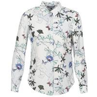 Abbigliamento Donna Camicie Tommy Hilfiger MIRAN-SHIRT-LS Bianco