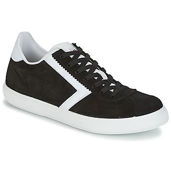 Schuhe Herren Sneaker Low Yurban RETIPUS Schwarz