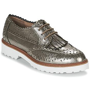 Schuhe Damen Derby-Schuhe Mam'Zelle ROSEAU Silbern