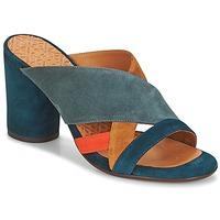 Schuhe Damen Pantoffel Chie Mihara UNIL Blau