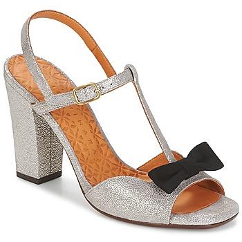 Schuhe Damen Sandalen / Sandaletten Chie Mihara BRAILE Grau