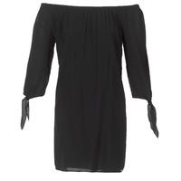 Kleidung Damen Kurze Kleider Les Petites Bombes ARIN Schwarz
