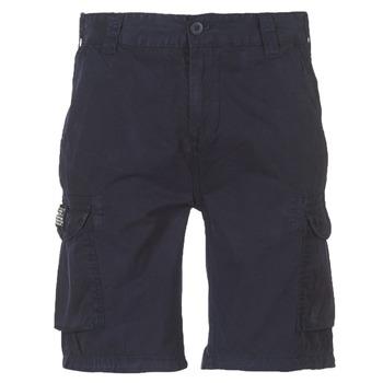 Kleidung Herren Shorts / Bermudas Schott TROLIMPO30 Marine