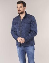 Vêtements Homme Blousons Teddy Smith BOLVO Marine