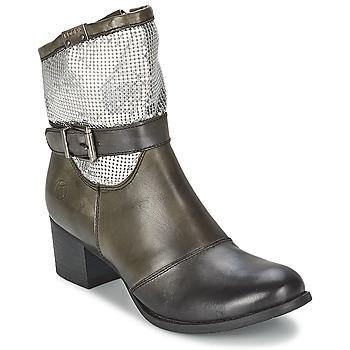 Schuhe Damen Low Boots Kdopa PENY Schwarz