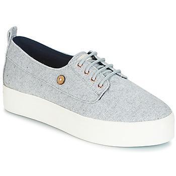 Schuhe Damen Sneaker Low Faguo FIGLONE01 Grau