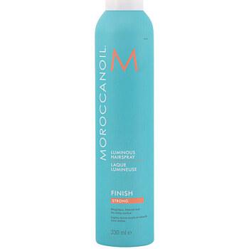 Beauté Soins & Après-shampooing Moroccanoil Finish Luminous Hairspray Strong  330 ml