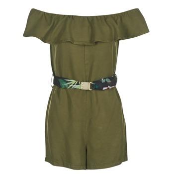 Vêtements Femme Robes courtes Guess RESPUNNI Kaki