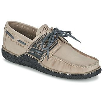 Chaussures Homme Chaussures bateau TBS GLOBEK Beige