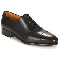 Chaussures Homme Richelieu Brett & Sons FENOZEO Noir