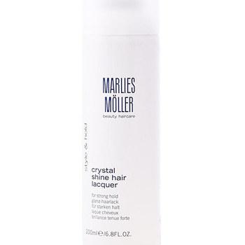 Beauté Coiffants & modelants Marlies Möller Styling Crystal Shine Hair Lacquer  200 ml