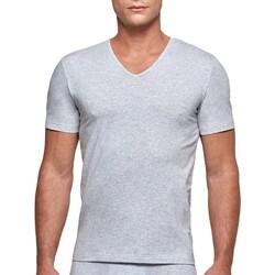 Vêtements Homme T-shirts manches courtes Impetus T-shirt homewear Cotton Organic gris Gris