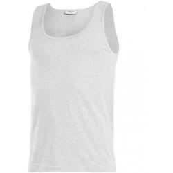 Vêtements Homme Débardeurs / T-shirts sans manche Impetus Débardeur homewear Cotton Organic gris Gris
