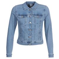 Abbigliamento Donna Giacche in jeans Vero Moda VMHOT SOYA Blu