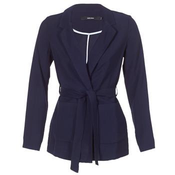 Kleidung Damen Jacken / Blazers Vero Moda VMELKE Marineblau