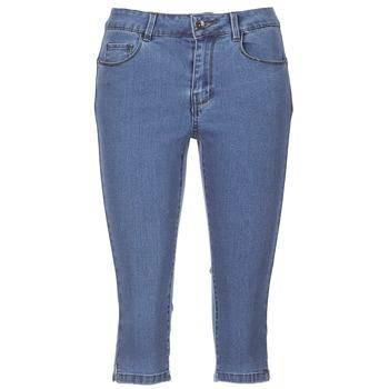 Kleidung Damen 3/4 Hosen & 7/8 Hosen Vero Moda VMHOTSEVEN Blau