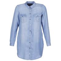 Abbigliamento Donna Abiti corti Vero Moda VMSILLA Blu / Clair