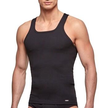 Vêtements Homme Débardeurs / T-shirts sans manche Impetus Débardeur homewear Essentials noir Noir