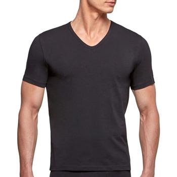Vêtements Homme T-shirts manches courtes Impetus T-shirt manches courtes coton stretch Essentials noir Noir