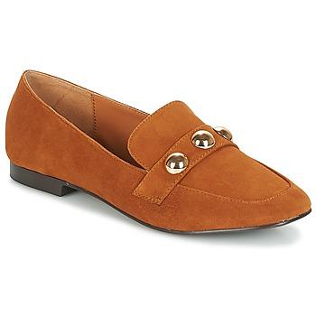 Chaussures Femme Mocassins Bocage ABELONE Cognac