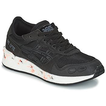 Scarpe Unisex bambino Sneakers basse Asics HYPER GEL-LYTE GS Nero