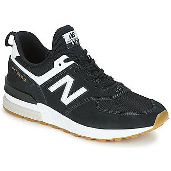 Scarpe Uomo Sneakers basse New Balance MS574 Nero