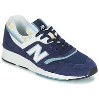 Chaussures Femme Baskets basses New Balance WL697 Bleu