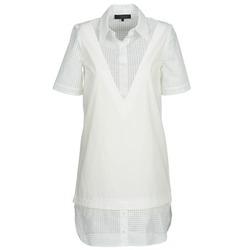 Abbigliamento Donna Abiti corti American Retro CHARLOTTE Bianco