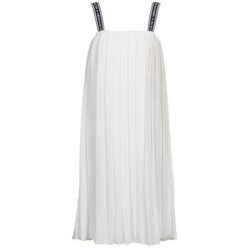 Kleidung Damen Maxikleider American Retro VERO LONG Weiss
