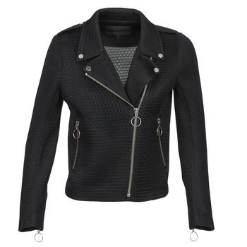 Kleidung Damen Jacken / Blazers American Retro JASMINE JCKT Schwarz