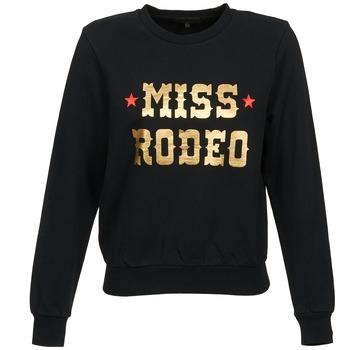 Abbigliamento Donna Felpe American Retro MIRKO Nero