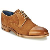 Schuhe Herren Derby-Schuhe Barker BUTLER Braun,
