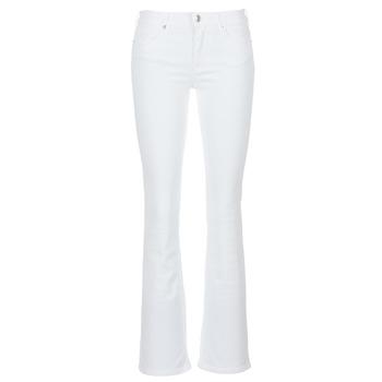 Abbigliamento Donna Jeans bootcut Moony Mood IALOLAO Bianco