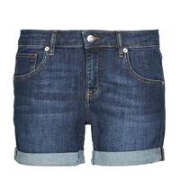 Kleidung Damen Shorts / Bermudas Moony Mood INYUTE Blau